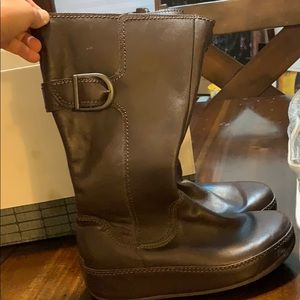 Fitflop tall hooper boots